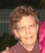 Gladys Mary Middleton 1926-2008